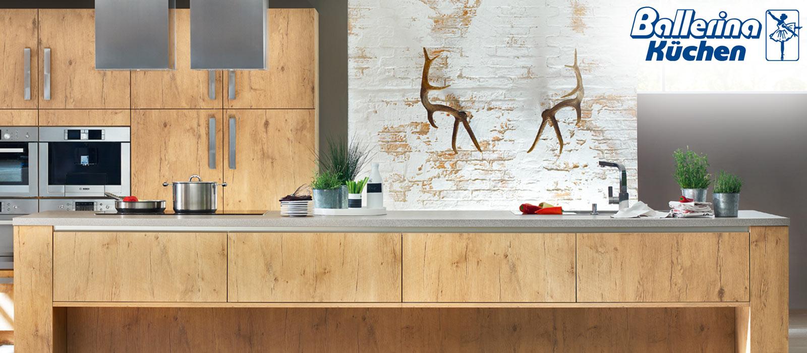 Ballerina Küchen - hochwertige Ausstattung zu attraktiven Preisen