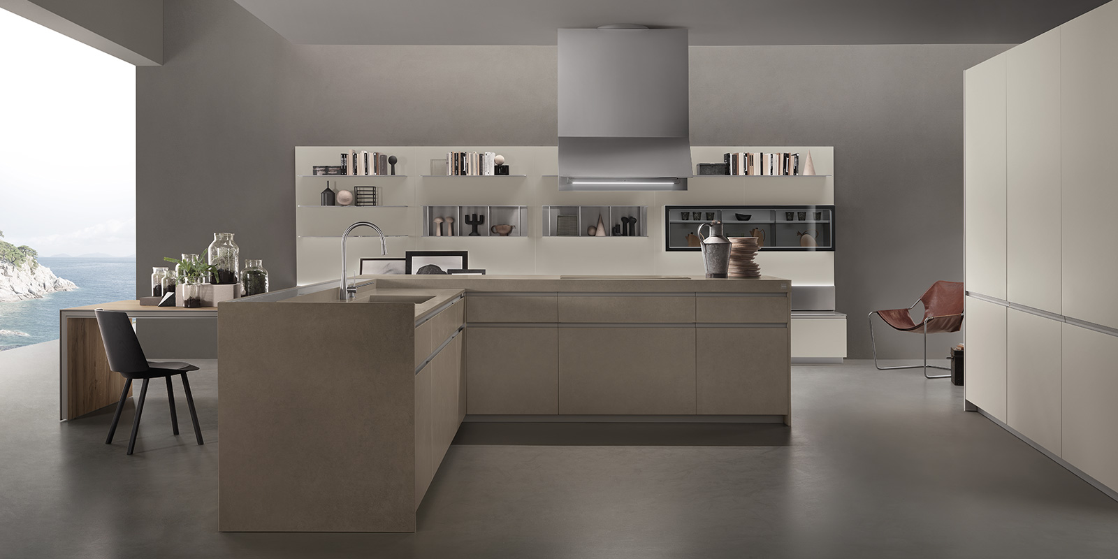 ernestomeda   Italian Design Kitchens